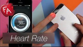 Heart Rate - Как Измерять Пульс С Помощью iPhone