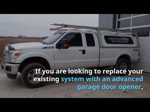 Do You Know When To Replace Your Garage Door Opener Youtube
