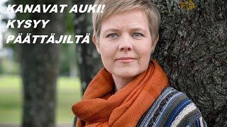 Päättäjät piinapenkissä Vol 4: Krista Mikkonen (virh.) thumbnail