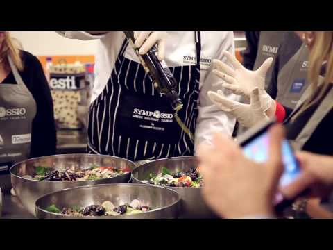8th Sympossio Greek Gourmet Touring -  Italy 2017