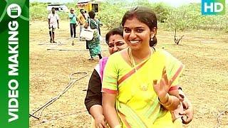 Oru Kidayin Karunai Manu | Fun during Shoot 1| Vidaarth & Raveena