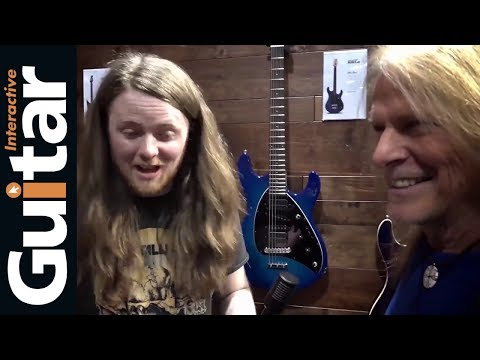 Gi Weekly NAMM 2017 Interview Special Pt. 2 Steve Morse, Frank Gambale, James Valentine, Andy Powers