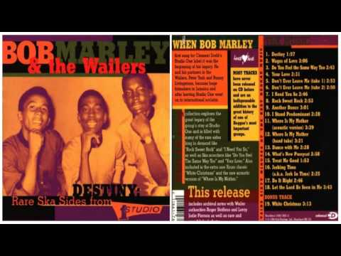Bob Marley (1963 1966) - Destiny Rare Ska Sides From Studio One Album