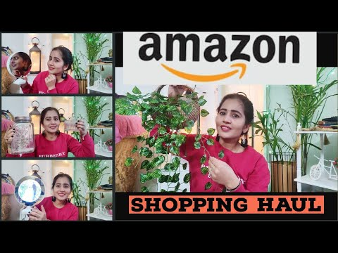 Amazon Home Decor Haul | Amazon shopping haul | Padamshree lifestyle