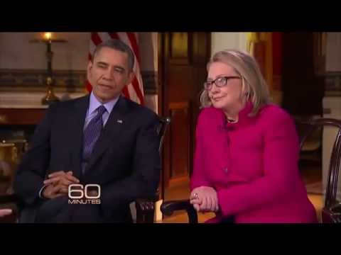 President Obama, Hillary Clinton Joint Interview