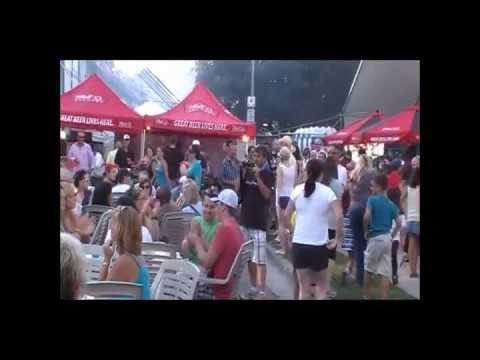 "Dance Extreme Flash Mob - London Ontario, Canada - ""Hello"""