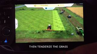 How to Make Hay Bales of Grass in Farming Simulator 14