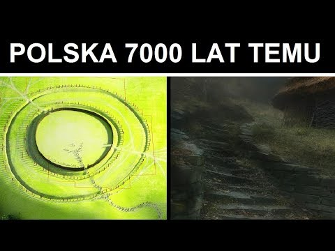 Prehistoria Polski - Zagadkowe Budowle i Artefakty