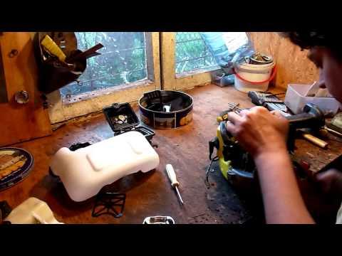 уменьшить шум выхлопа лодочного мотора