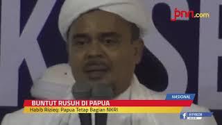 Pernyataan Terbaru Habib Rizieq Terhadap Persoalan di Papua - JPNN.com