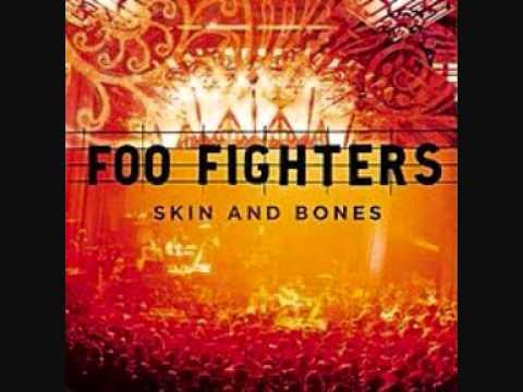 Foo Fighters - Friend Of A Friend (live)