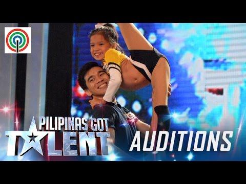 Pilipinas Got Talent Season 5 Auditions: Super Goodie - Pep Squad Duo
