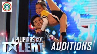 Pilipinas Got Talent Season 5 Auditions: Super Goodie - Pep Squad Duo