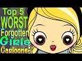 Top 5 Worst Forgotten Girls Cartoons
