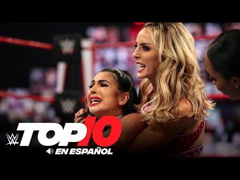Top 10 Mejores Momentos de Raw En Español: WWE Top 10, Sep 7, 2020