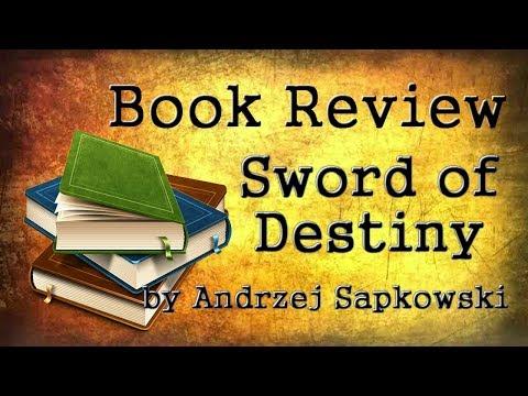 Book Review – Sword of Destiny by Andrzej Sapkowski – Witcher 2
