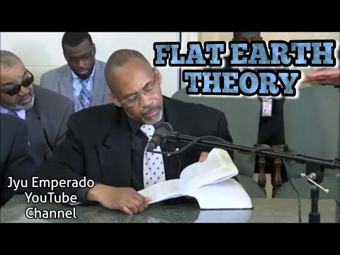Pastor Gino Jennings - FLAT EARTH THEORY thumbnail