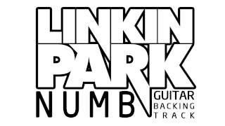 Linkin Park - Numb [Official Guitar Backing Track]