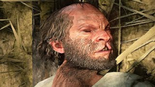 Red Dead Redemption 2 - Finding a Demon Man (Secret Easter Egg)
