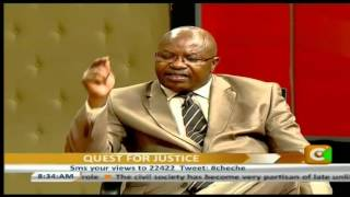 Cheche Corruption And The  Civil Society Part 2