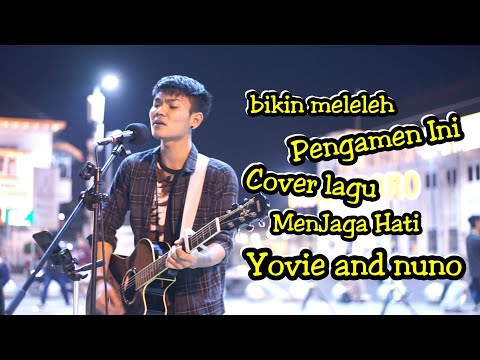 Download Mp3 lagu MENJAGA HATI - YOVIE AND NUNO COVER MUSISI JOGJA PROJECT -  MALIOBORO YOGYAKARTA