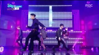 160827 EXO Louder(Lotto) D.O. cut Music core