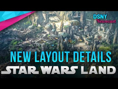 CANTINA Location & Details for Star Wars: Galaxy's Edge - Disney News - 4/19/18