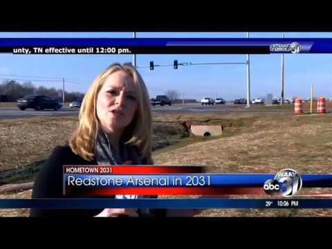 Hometown 2031  Redstone Arsenal's Future