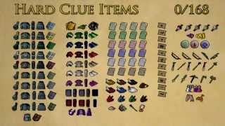 That's a lot of Clue Scrolls