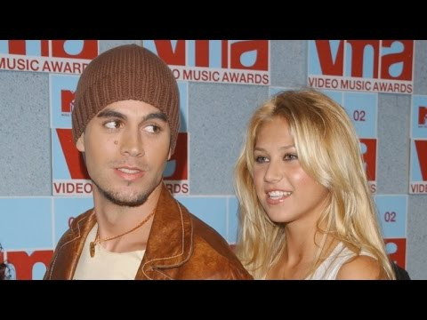 Enrique Iglesias And Anna Kournikova Pose For Their First Instagram Ever Together -- See The Pic!