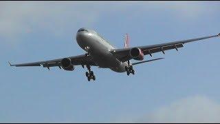 Windy Morning Plane Spotting at London Heathrow Airport | 09-03-19