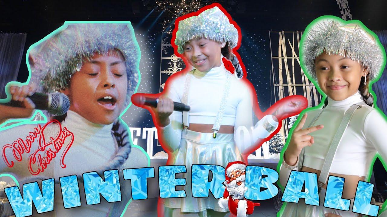 Download Winter ❄️ ball Christmas vlog and performance 🥶🥶