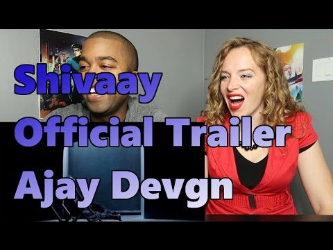 Shivaay  Official Trailer  Ajay Devgn...