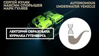 Сергей Кулик, Максим Спорышев, Марк Гуляев - Как устроены подводные роботы?