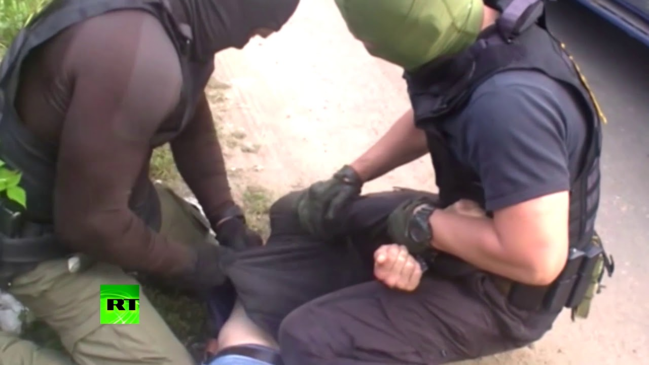 Задержание члена террористической организации в Смоленской области