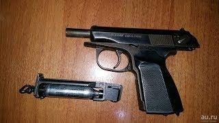 Обзор (стрельба) ПИОНЕР vs МП пневматический пистолет