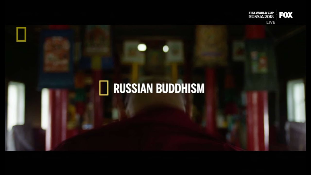 RUSSIAN BUDDHISM - for National Geographic