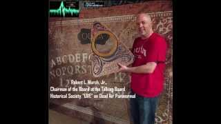 Ouija Board Expert Robert Murch  4/6/2015