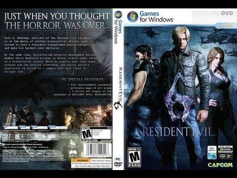 Resident evil 6 — эффект массы. Рецензия / игры.