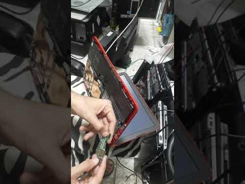How fix Dell inspiron P24T No Power Problem Part 2