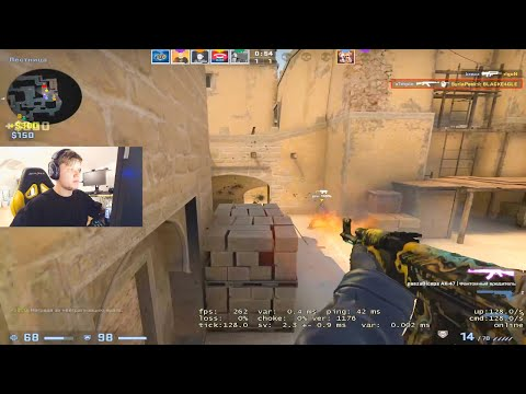 S1mple faces Guardian Pasha and Dosia in FPL