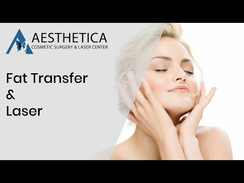 Facial Fat Transfer W/ The Patient AWAKE