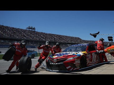 Busch eyes three-peat at Indianapolis, getting first win of
