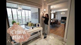 EV TURU #5  // 4+1 apartman dairesi // İç Mimar Berna