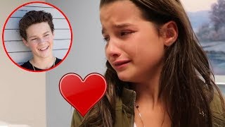 The REAL Reason Annie Leblanc CRIED on Stage with Hayden Summerall
