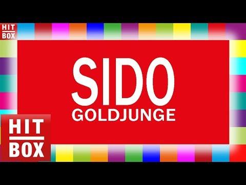 SIDO - Goldjunge 'HITBOX LYRICS KARAOKE'