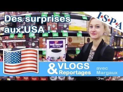 De petites surprises aux USA - VLOG #3 - Clémence avec ISPA