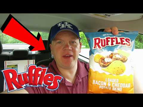 Reed Reviews Ruffles Loaded Bacon &...