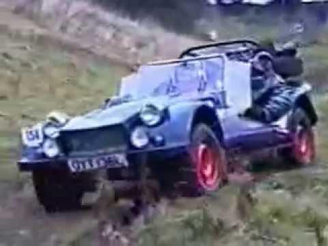 MCC Edinburgh Car Trial 2002