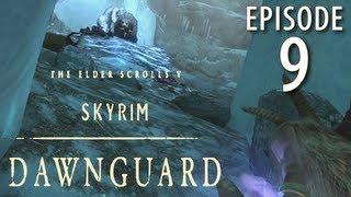 Skyrim: Dawnguard Walkthrough in 1080p, Part 9: Finding Gunmar for Isran (in 1080p HD)